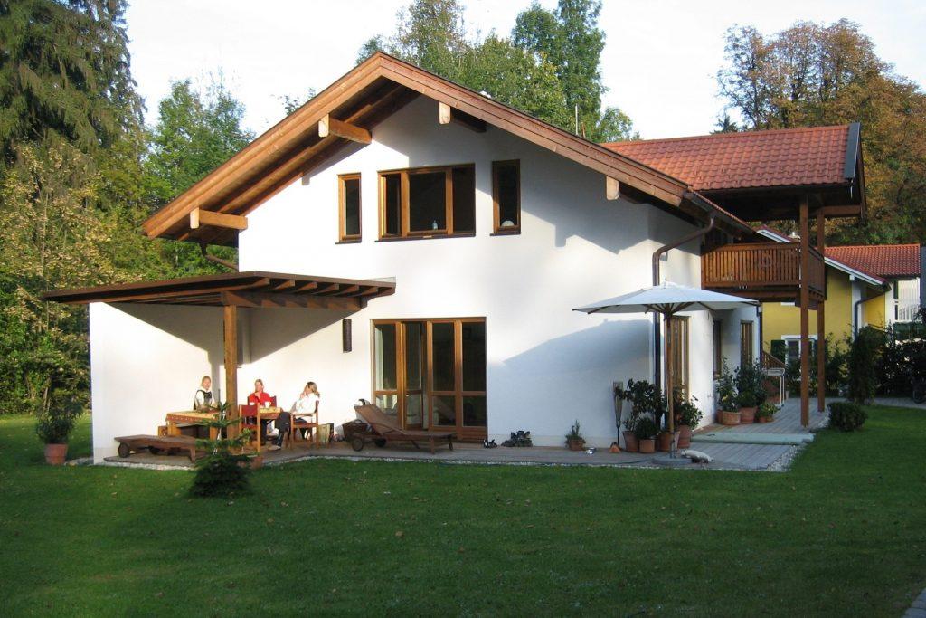 Mehrfamilienhaus bauen in Oberaudorf