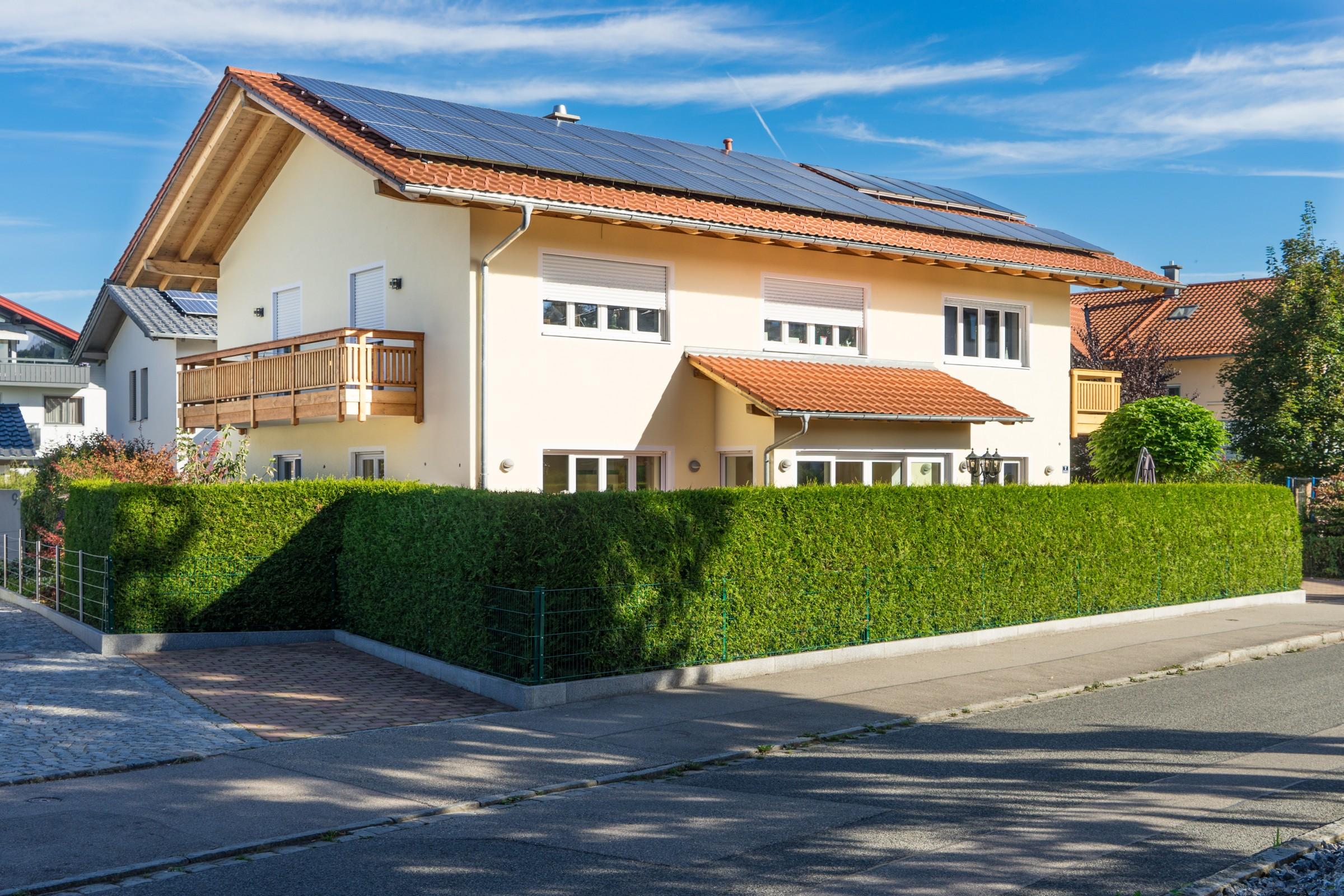 Mehrfamilienhaus Prien