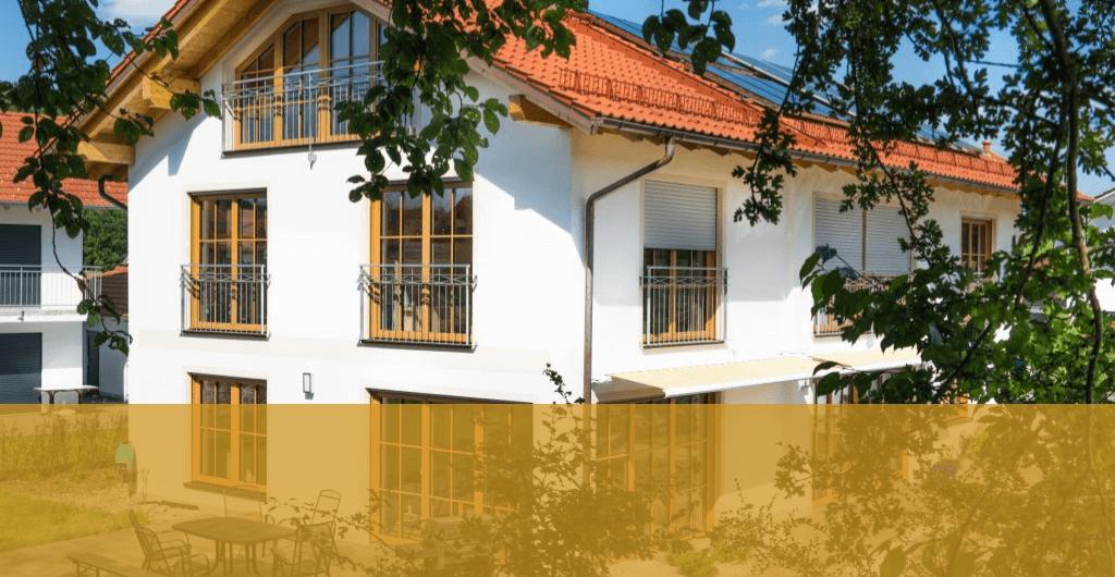 Einfamilienhaus bauen - Vagen
